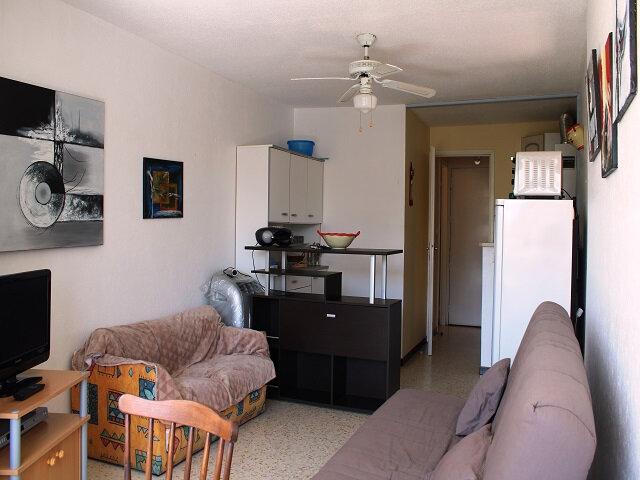 Appartement à vendre 2 31.51m2 à Le Cap d'Agde - Agde vignette-1