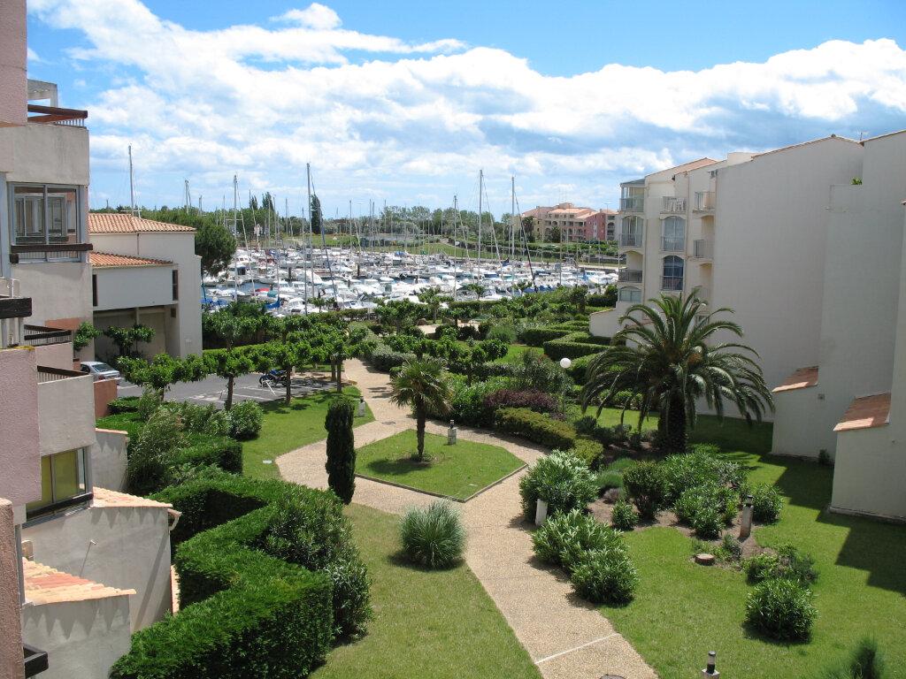 Appartement à vendre 1 20.91m2 à Le Cap d'Agde - Agde vignette-1