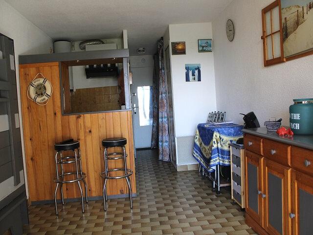 Appartement à vendre 1 20.91m2 à Le Cap d'Agde - Agde vignette-3