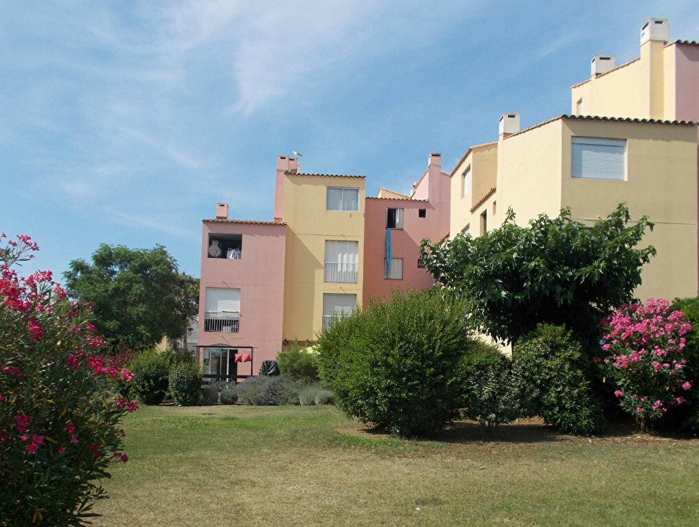 Appartement à vendre 2 23.42m2 à Le Cap d'Agde - Agde vignette-1