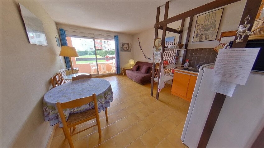 Appartement à vendre 2 32.94m2 à Le Cap d'Agde - Agde vignette-3