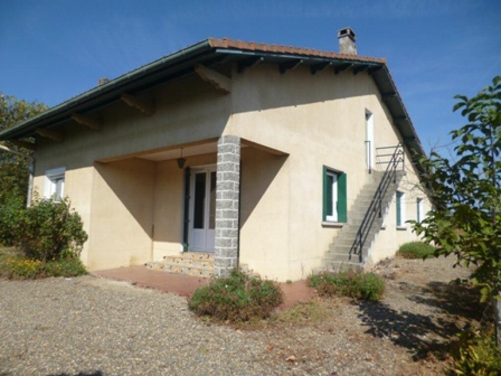 Maison à louer 5 109.3m2 à Le Houga vignette-1