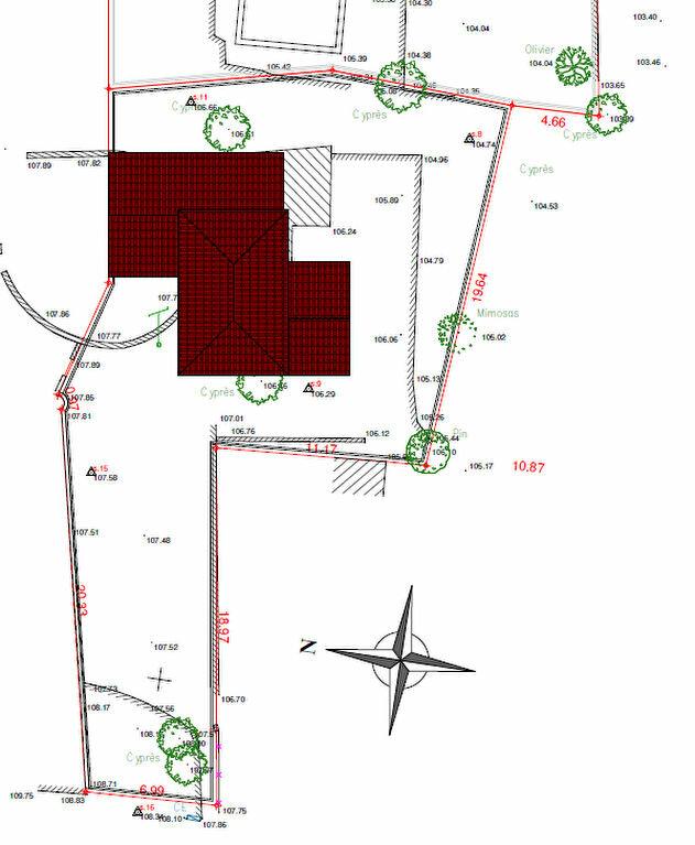 Terrain à vendre 0 534m2 à Bandol vignette-1