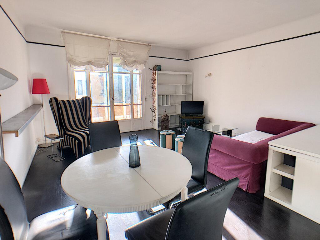 Appartement à vendre 2 51.16m2 à Antibes vignette-1