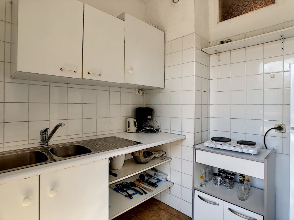 Appartement à vendre 1 34.43m2 à Juan-les-Pins - Antibes vignette-7