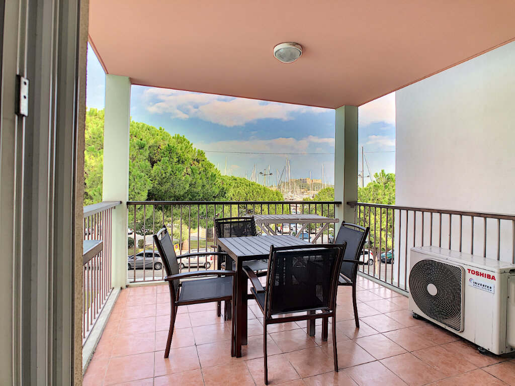 Appartement à vendre 2 35m2 à Antibes vignette-1