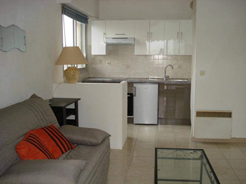 Appartement à louer 1 31.37m2 à Saint-Laurent-du-Var vignette-3
