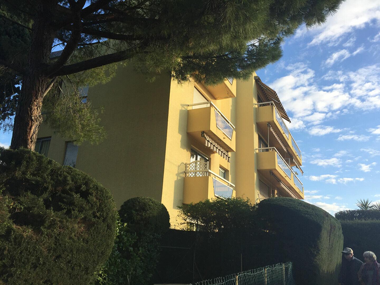 Appartement à louer 1 24.27m2 à Cagnes-sur-Mer vignette-1