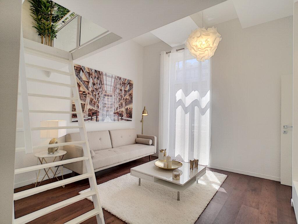 Appartement à vendre 2 39.19m2 à Nice vignette-1