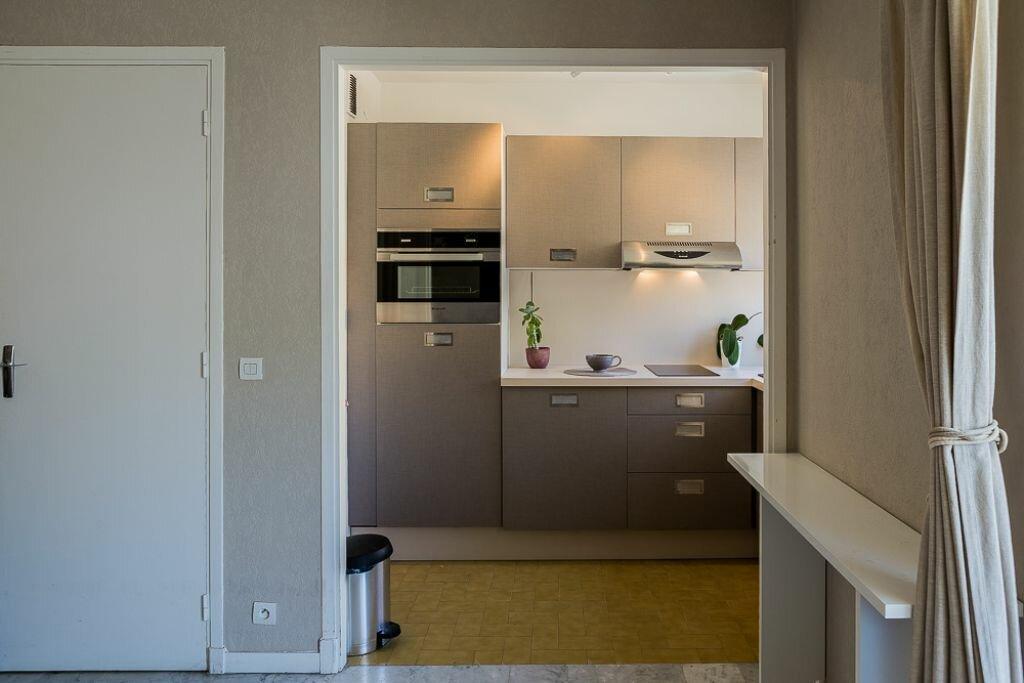 Appartement à louer 1 27m2 à Nice vignette-4