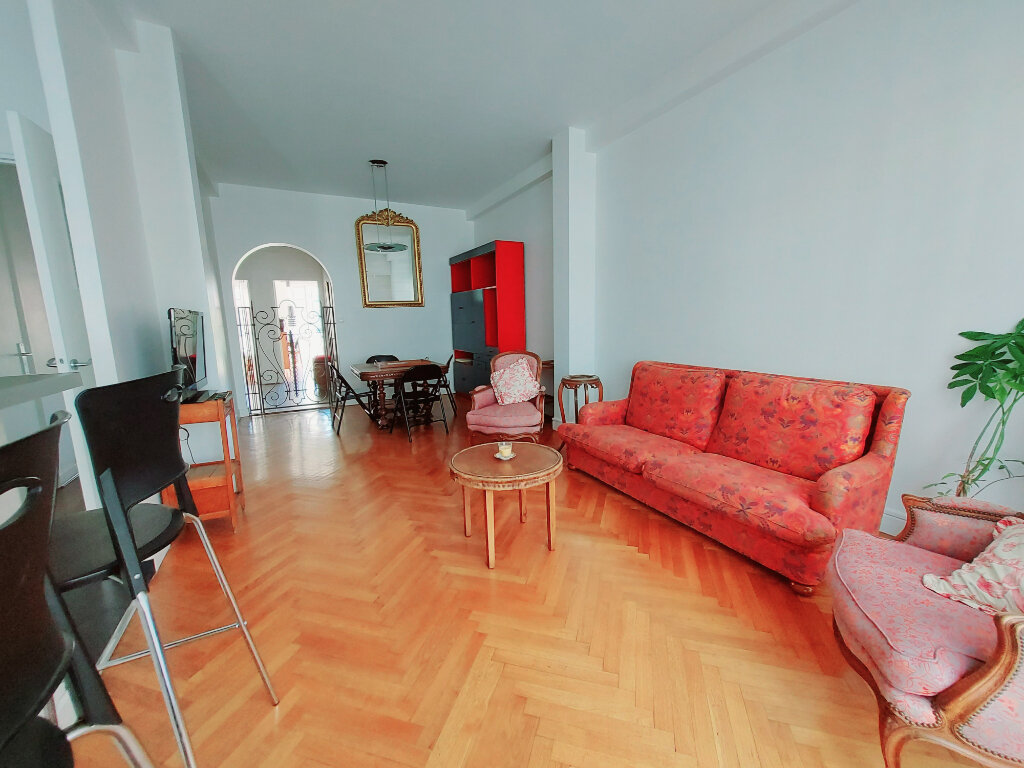 Appartement à louer 3 85m2 à Nice vignette-1