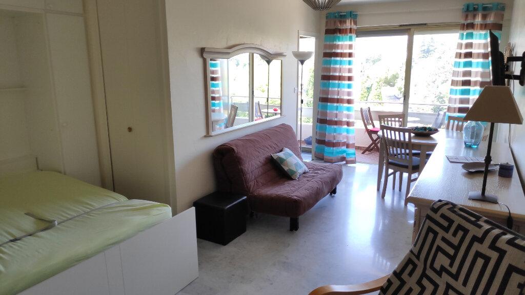 Appartement à louer 1 30m2 à Cagnes-sur-Mer vignette-1