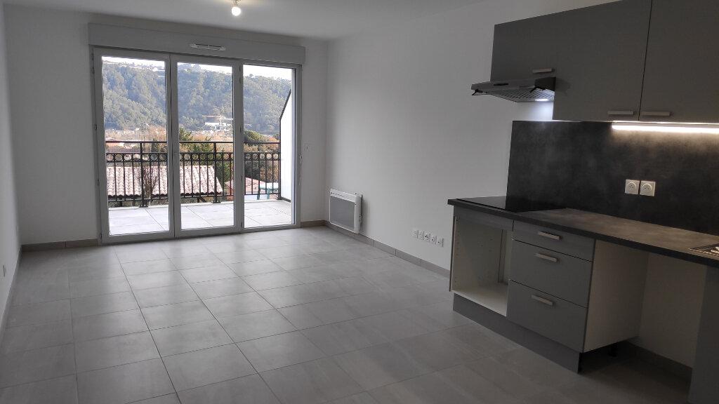 Appartement à louer 2 43m2 à Gattières vignette-3