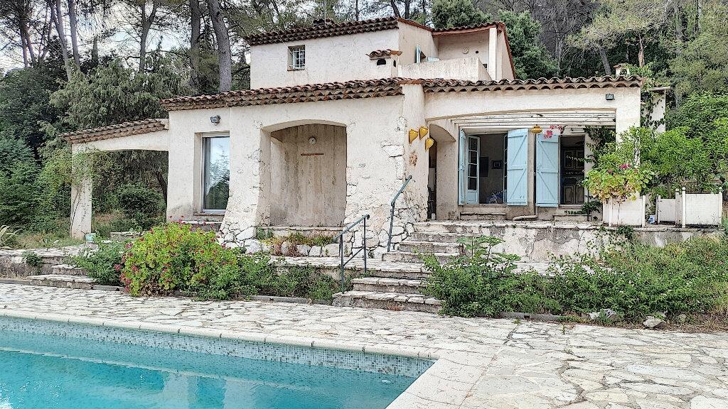 Maison à vendre 7 187m2 à Roquefort-les-Pins vignette-2