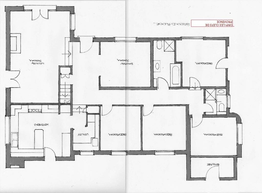 Maison à vendre 7 180m2 à Roquefort-les-Pins vignette-9