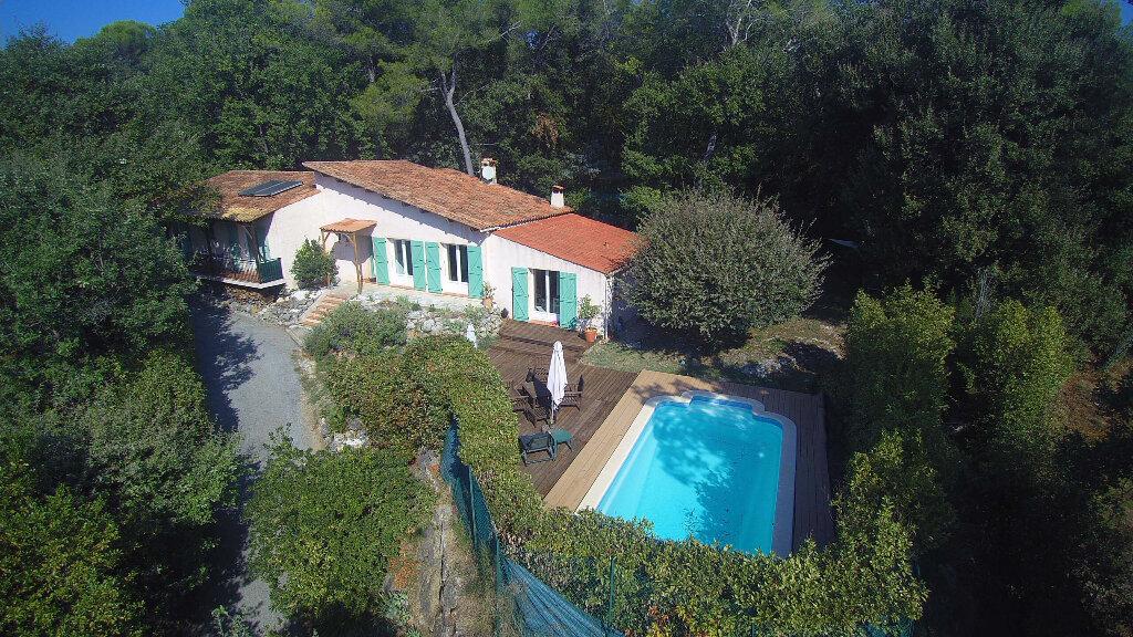 Maison à vendre 7 161m2 à Roquefort-les-Pins vignette-1