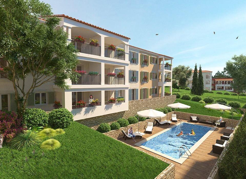 Appartement à louer 2 38m2 à Roquefort-les-Pins vignette-1