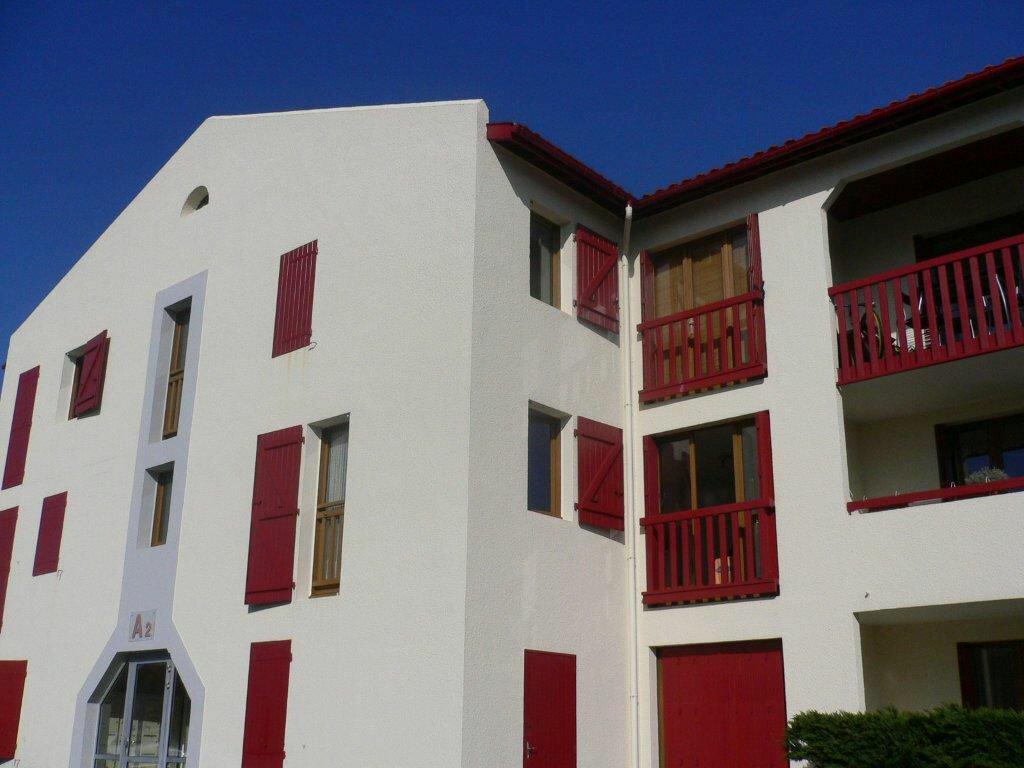 Appartement à louer 1 25m2 à Biarritz vignette-1