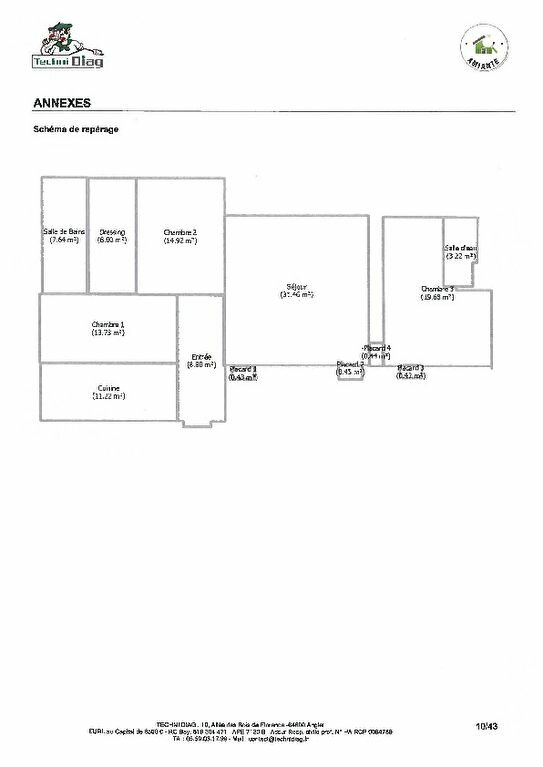 Appartement à louer 4 120m2 à Biarritz vignette-14