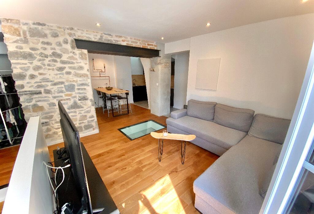 Appartement à vendre 2 54m2 à Biarritz vignette-2