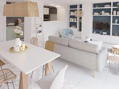 Appartement à vendre 3 65m2 à Marignane vignette-1