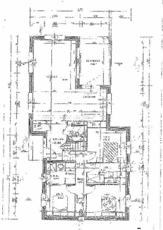 Maison à louer 4 100m2 à Brive-la-Gaillarde plan-1