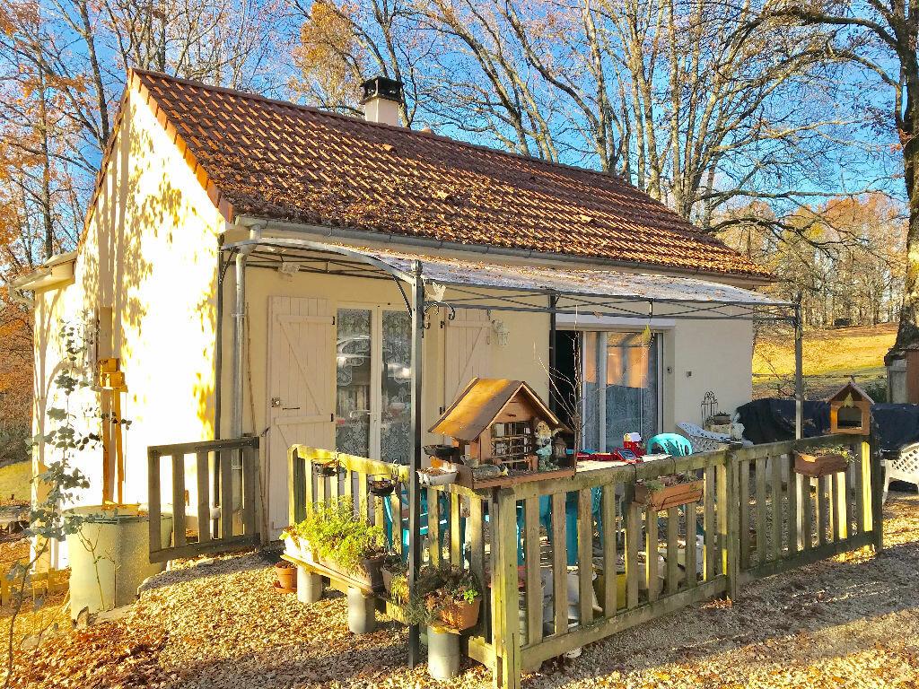 Maison à vendre 3 65m2 à Chartrier-Ferrière vignette-1