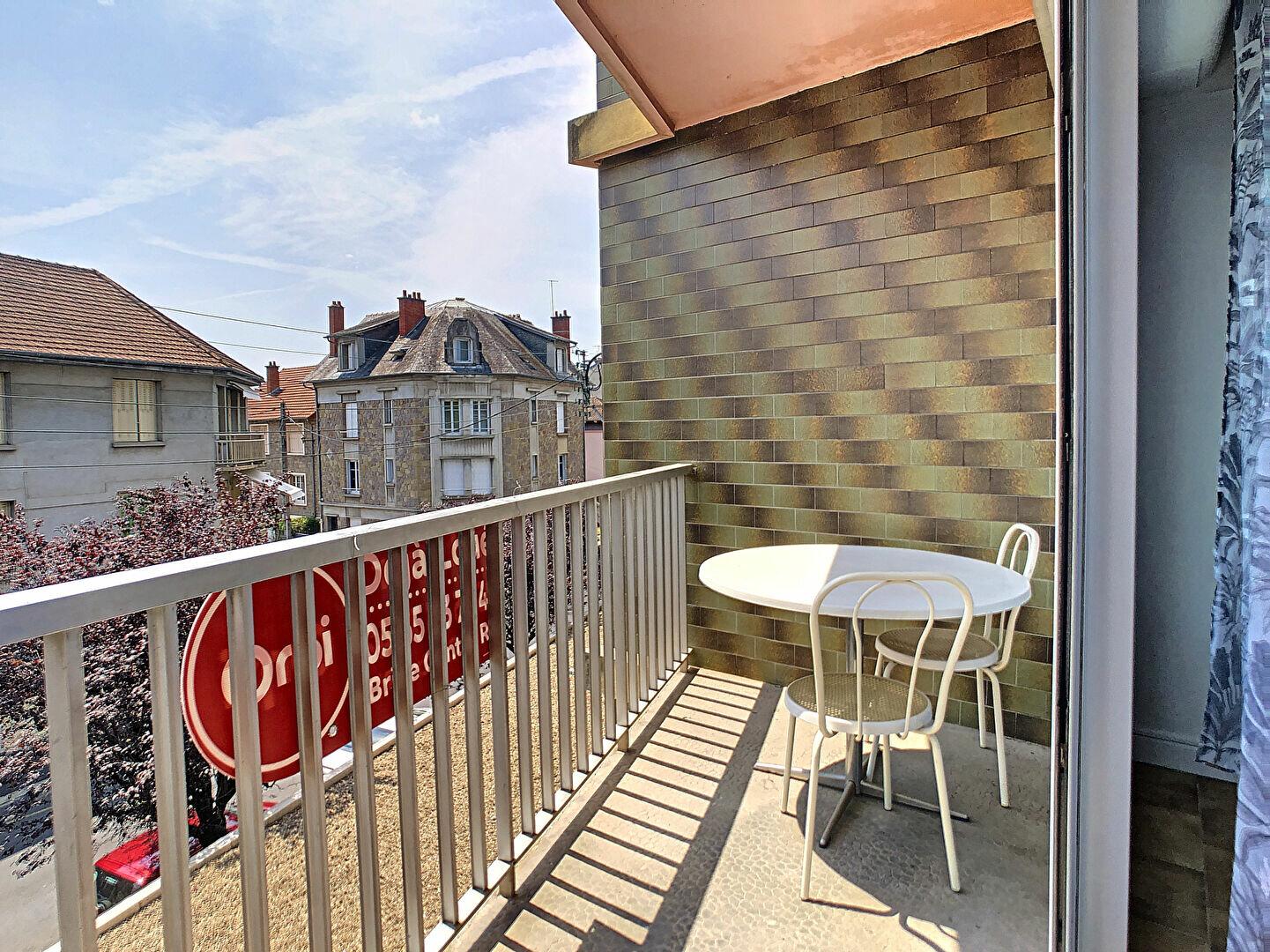 Appartement à louer 1 34m2 à Brive-la-Gaillarde vignette-3