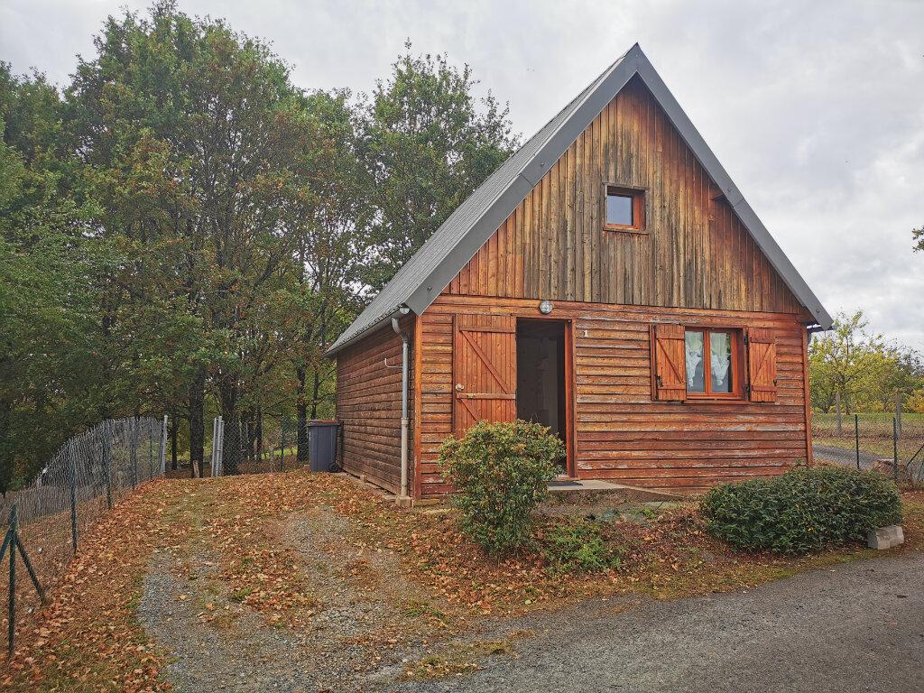 Maison à vendre 5 150m2 à Vars-sur-Roseix vignette-1