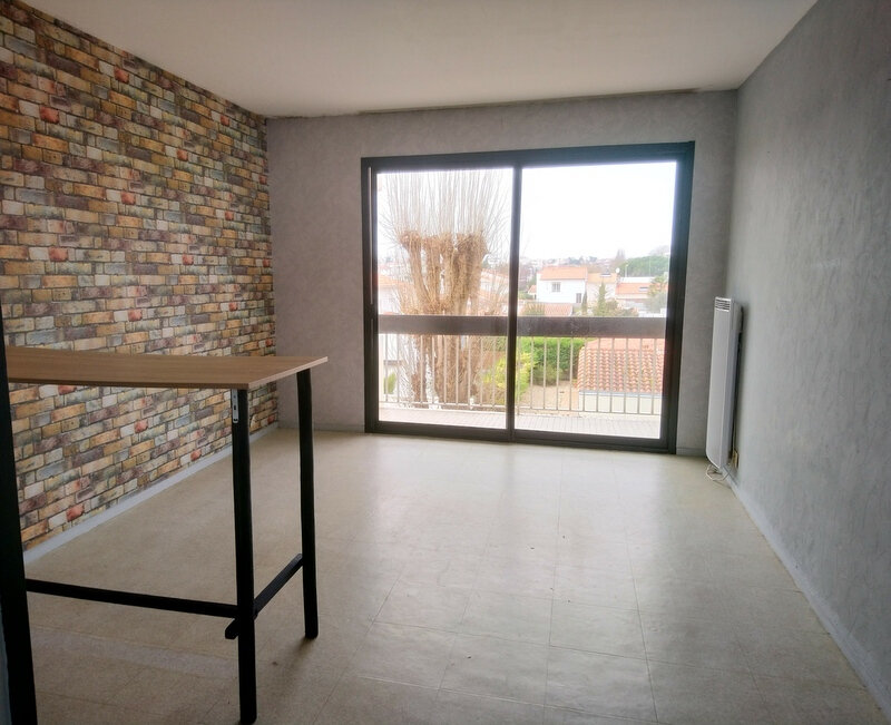 Appartement à vendre 1 21.46m2 à Royan vignette-1