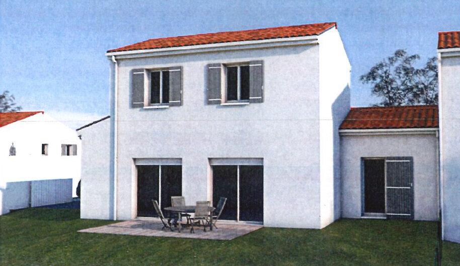 Maison à vendre 4 95.35m2 à Royan vignette-1