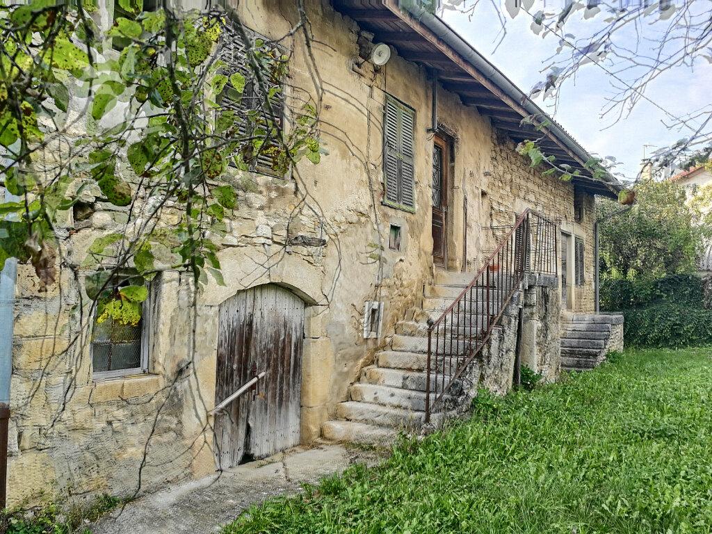 Maison à vendre 6 100m2 à Hautecourt-Romanèche vignette-1