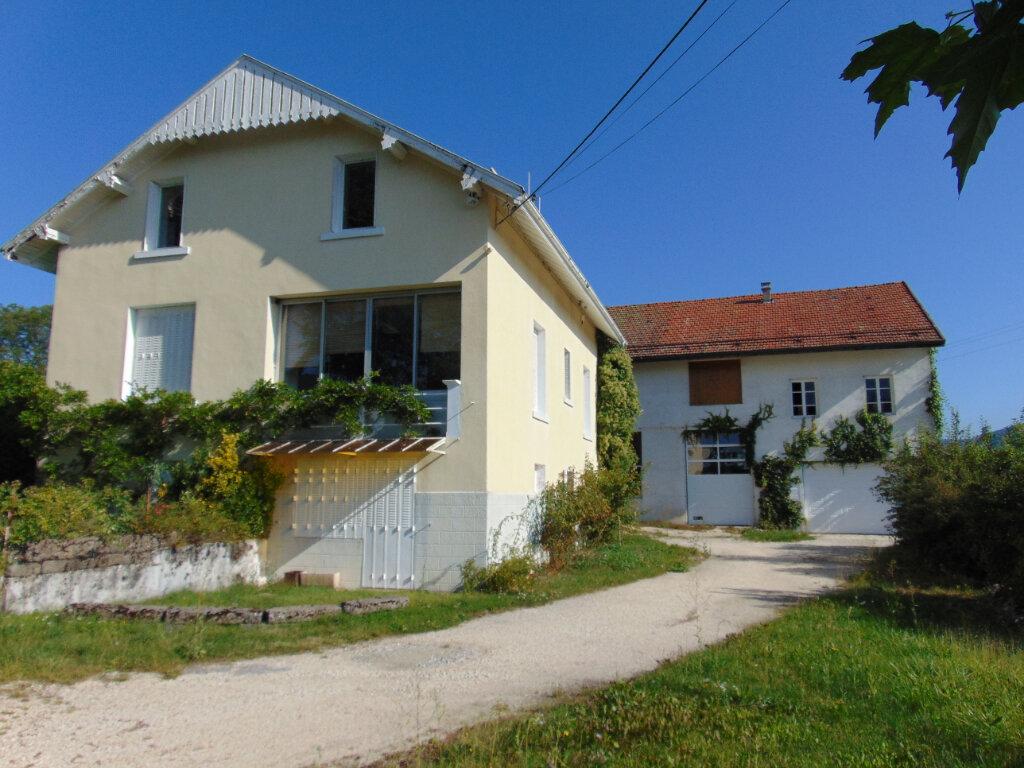 Maison à vendre 7 203m2 à Ruffieu vignette-1