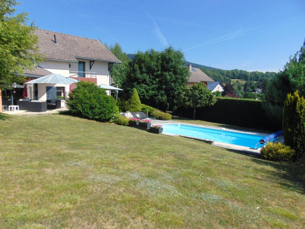 Maison à vendre 7 193m2 à Hauteville-Lompnes vignette-5