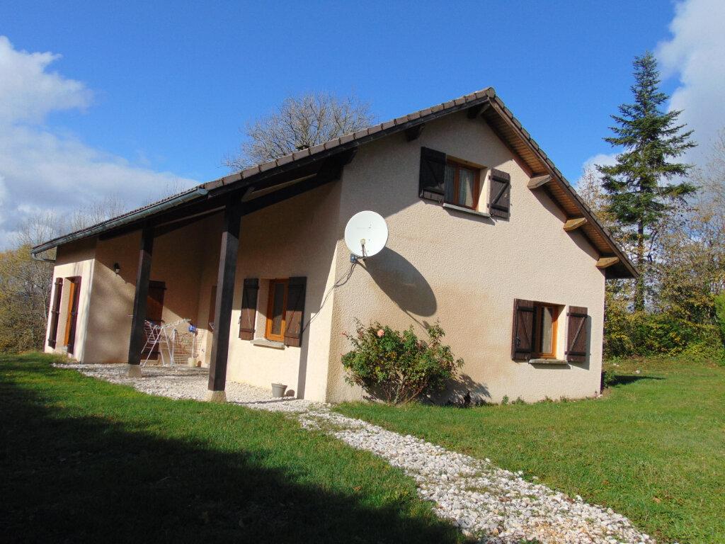 Maison à vendre 7 147m2 à Hauteville-Lompnes vignette-1