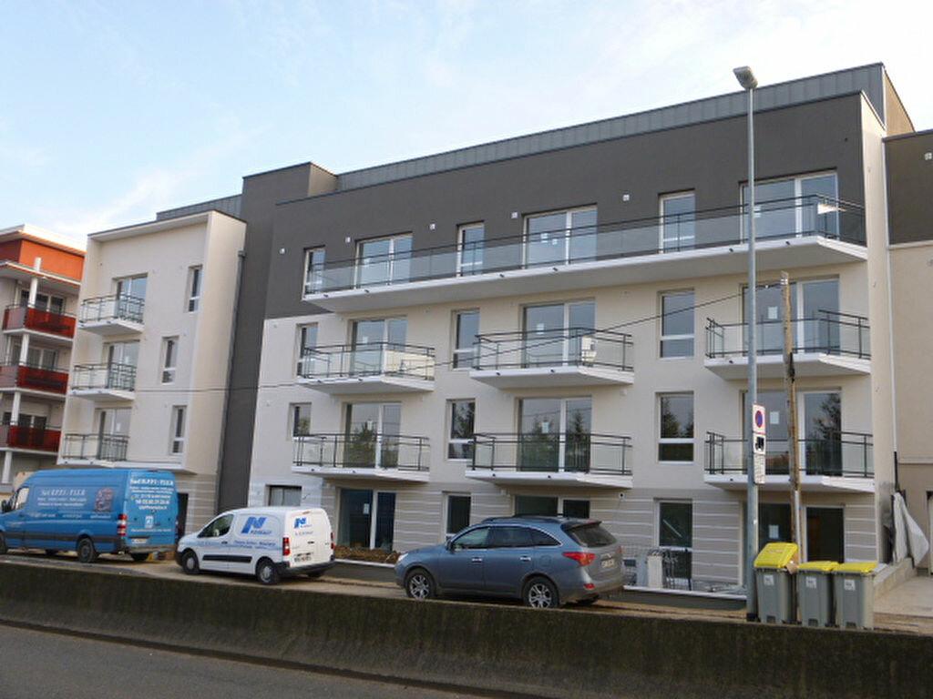 Appartement à louer 2 42.5m2 à Dijon vignette-1