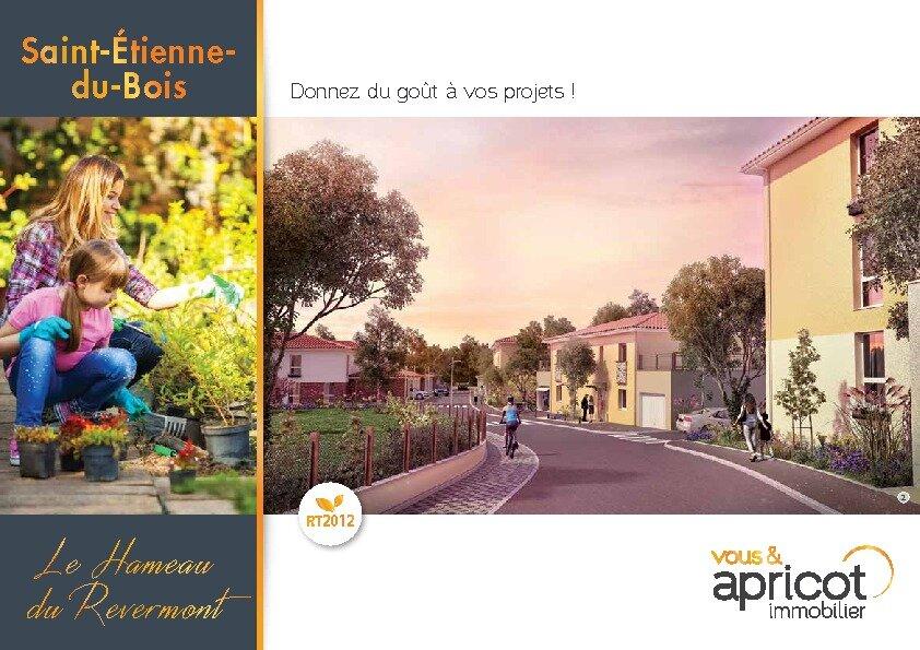 Maison à vendre 3 68m2 à Saint-Étienne-du-Bois vignette-1