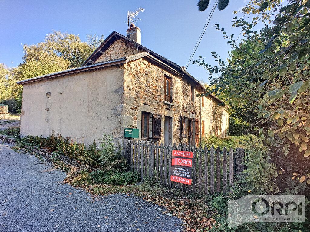 Maison à vendre 6 105m2 à Gouttières vignette-1