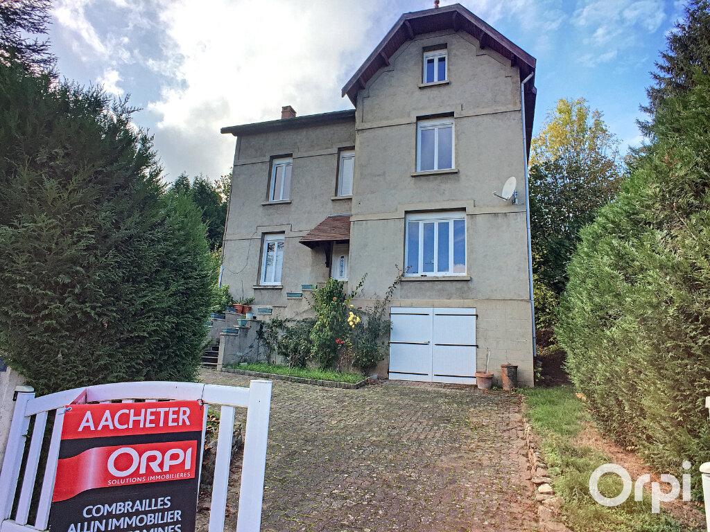 Maison à vendre 7 145m2 à Saint-Éloy-les-Mines vignette-1