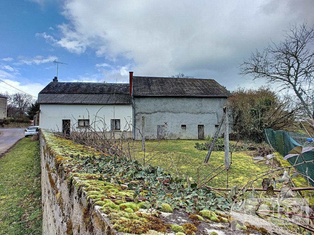 Maison à vendre 5 129.6m2 à Saint-Marcel-en-Marcillat vignette-5