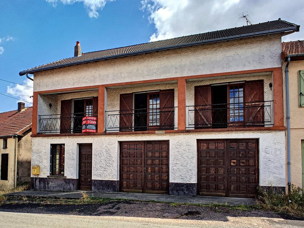 Maison à vendre 4 122m2 à Saint-Éloy-les-Mines vignette-15