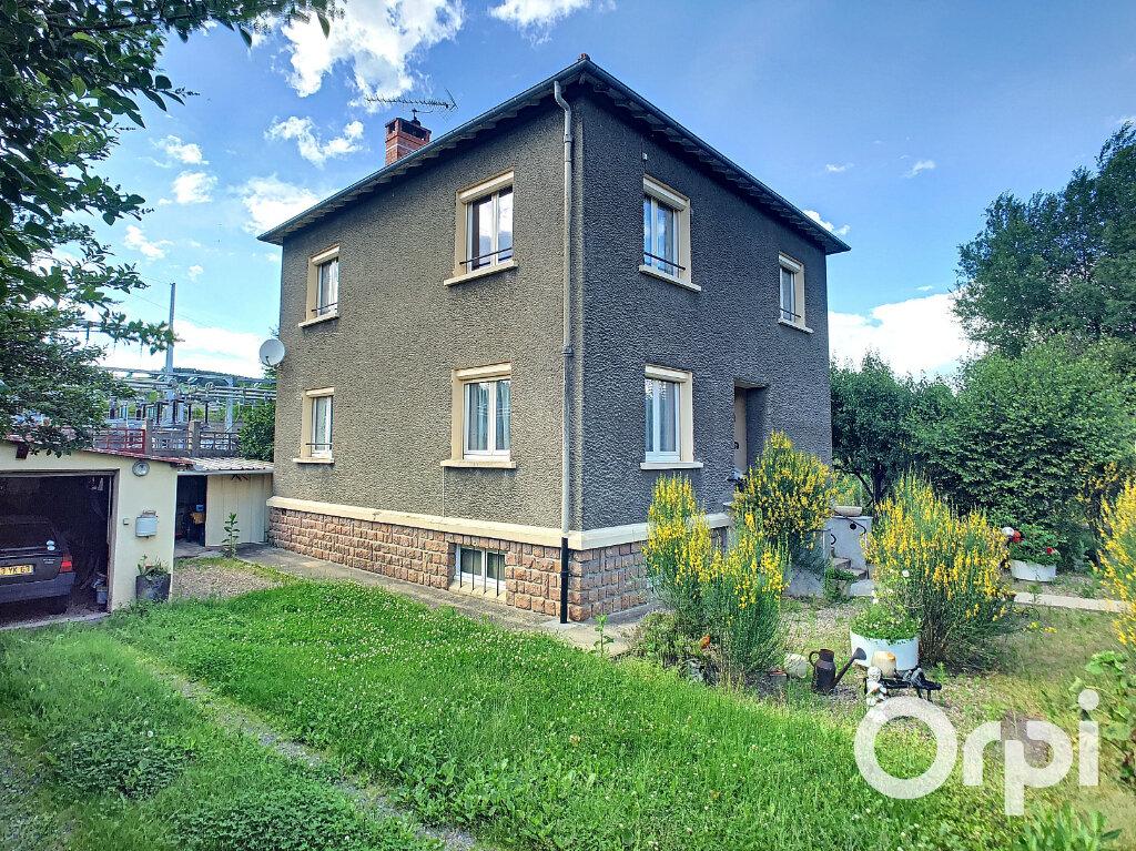 Maison à vendre 5 125.5m2 à Saint-Éloy-les-Mines vignette-12