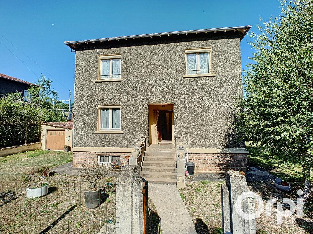 Maison à vendre 5 125.5m2 à Saint-Éloy-les-Mines vignette-14