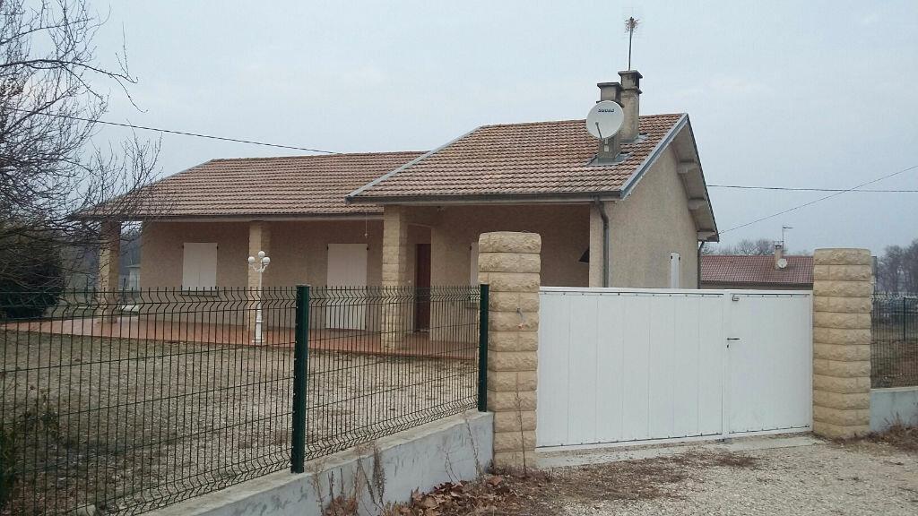 Maison à louer 4 110m2 à La Baume-d'Hostun vignette-5