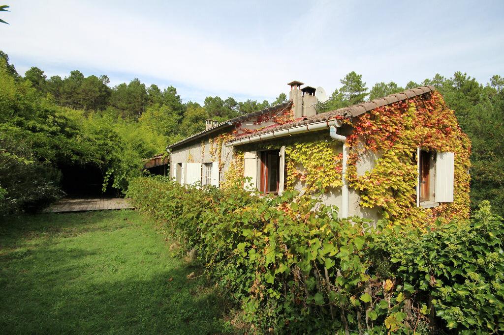 Maison à vendre 8 142m2 à Bordezac vignette-1