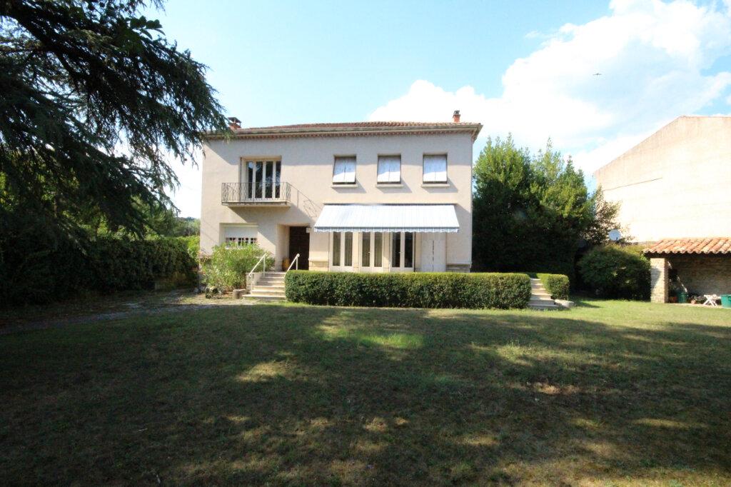 Maison à vendre 8 190m2 à Les Vans vignette-1