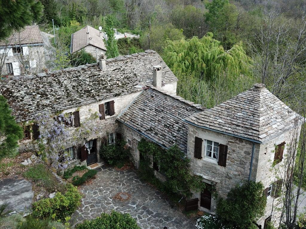 Maison à vendre 7 132m2 à Sablières vignette-11