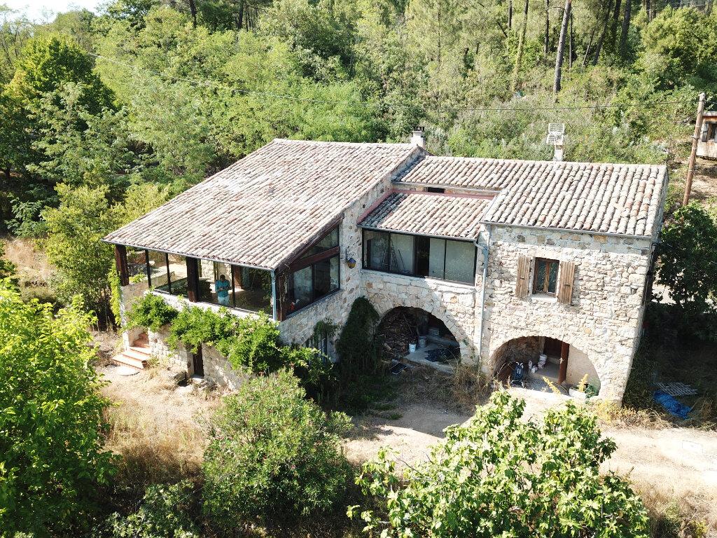 Maison à vendre 8 150m2 à Laurac-en-Vivarais vignette-1