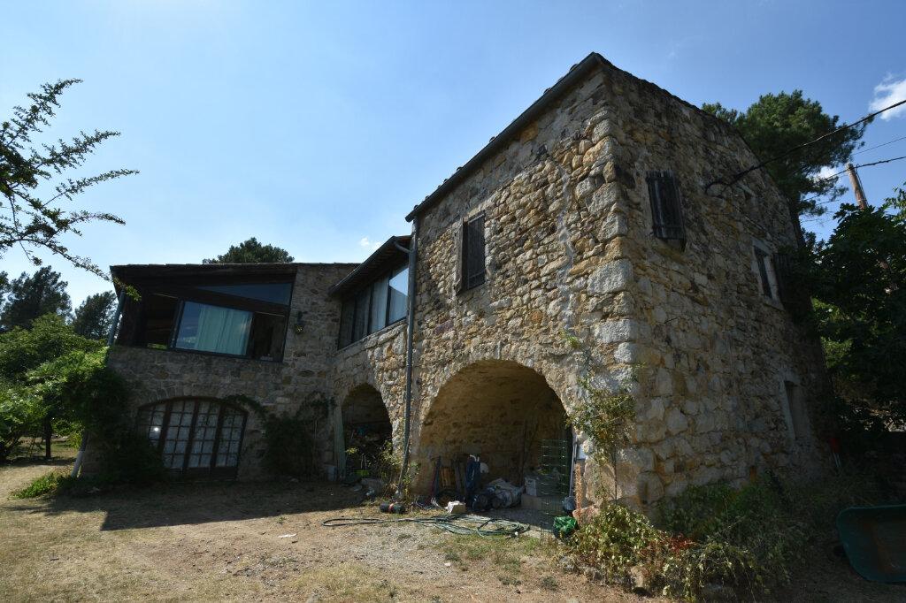 Maison à vendre 8 150m2 à Laurac-en-Vivarais vignette-3