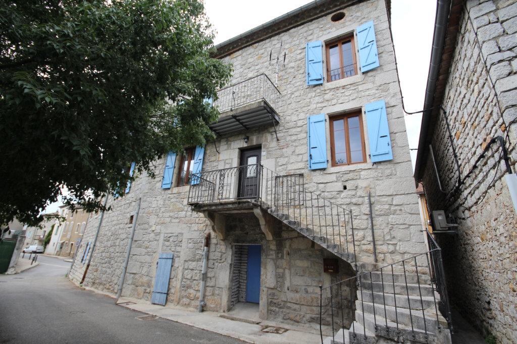 Maison à vendre 8 183m2 à Saint-Alban-Auriolles vignette-1